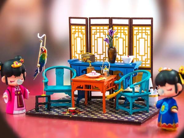 Robotime SN005 Nanci DIY House