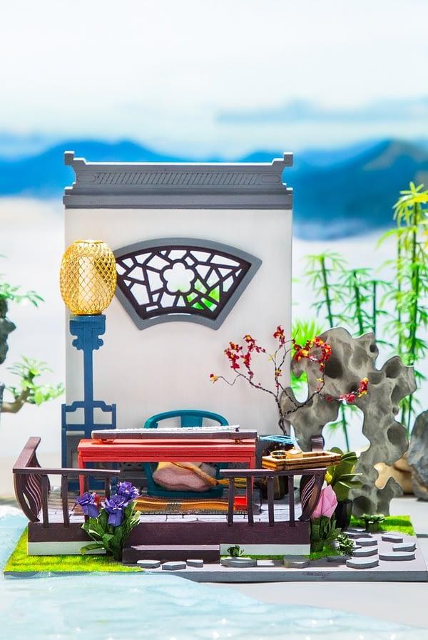 Robotime SN004 Nanci DIY House