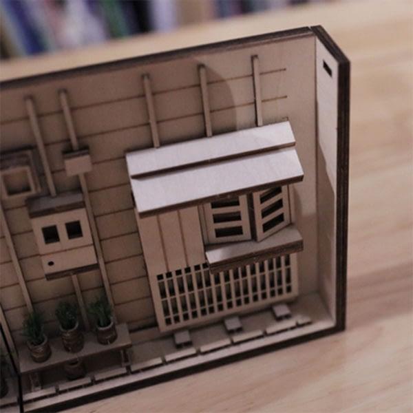 Diagon Alley 3D Miniature Book Nook