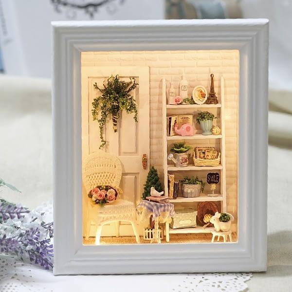 Sunshine Zakka DIY Frame Miniature Room