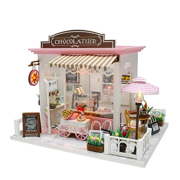 Bella's Chocolatier DIY Miniature Chocolate Shop